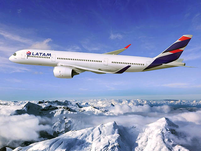 air-journal_LATAM new look A350