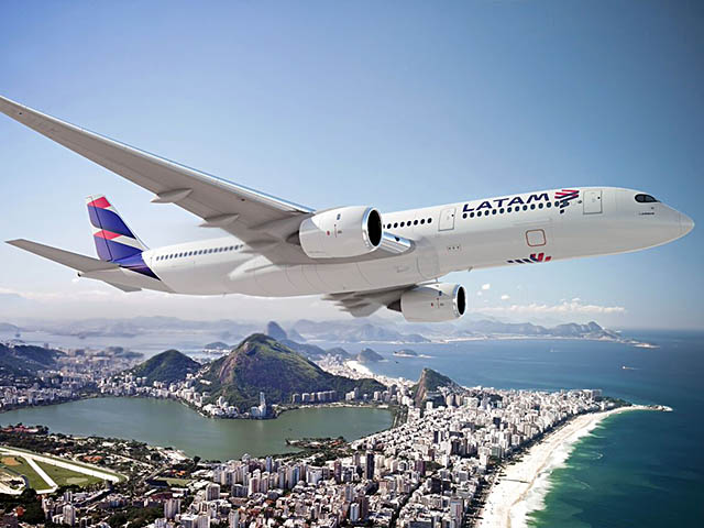 air-journal_LATAM new look A350b