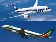 air-journal_LOT Polish_Alitalia