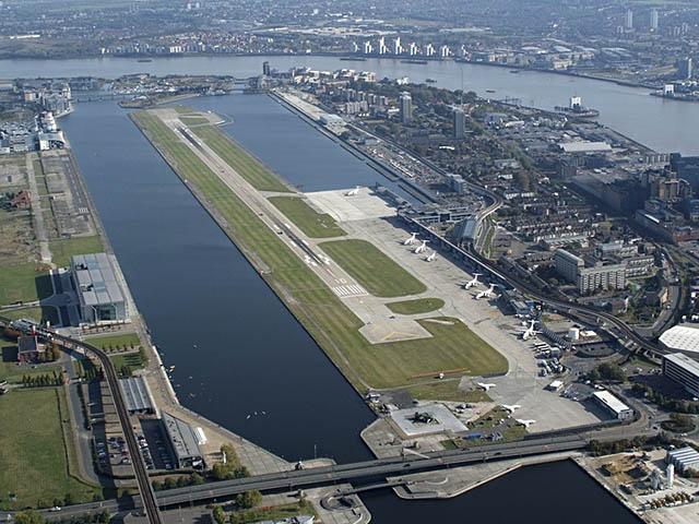 air-journal_Londres City aeroport