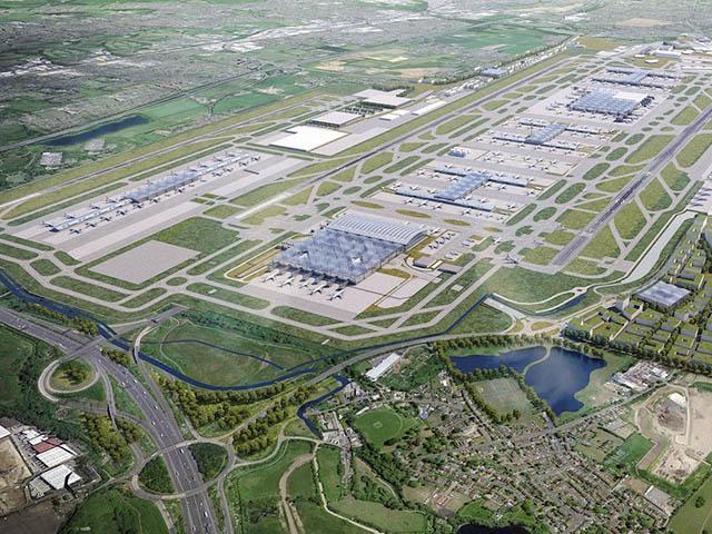 Heathrow datation de l'aéroport Vitesse de rencontre Vaughan