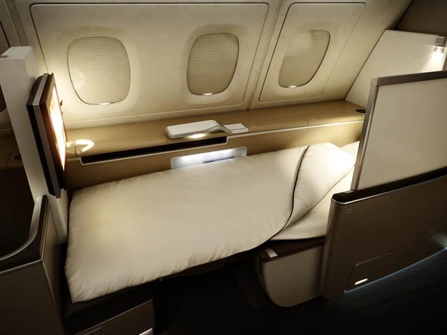 air journal lufthansa a380 premiere air journal. Black Bedroom Furniture Sets. Home Design Ideas