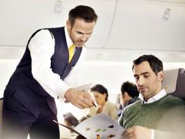 Restaurant Service / Business Class Signature Service