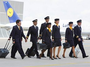 air-journal_Lufthansa PNC pilote equipage