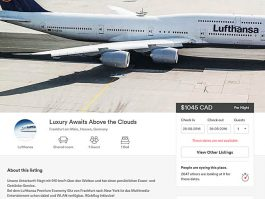 air-journal_Lufthansa airbnb