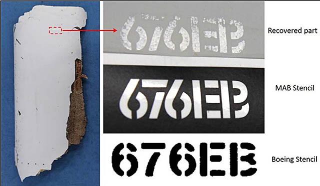 air-journal_MH370 debris Mozambique 1©ATSB