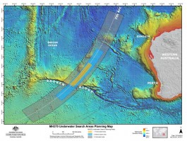 air-journal_MH370_Malaysia Airlines map june 26