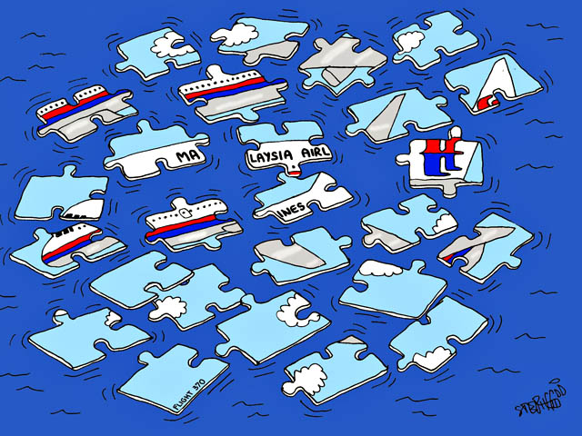 air-journal_Malaysia Airlines MH370 puzzle