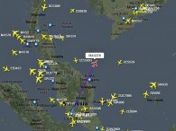 air-journal_Malaysia Airlines MH370@Flightradar