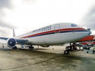 air-journal_Meridiana 767-300ER Lagos