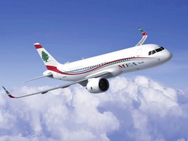 air-journal_Middle East Airlines A320neo