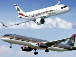 Middle East Airlines signe avec Royal Jordanian