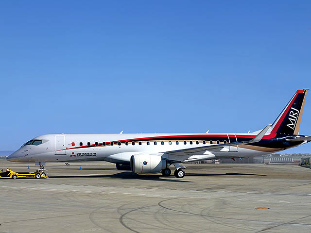 air-journal_Mitsubishi MRJ90 sol