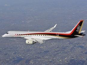 air-journal_Mitsubishi MRJ90 vol essai