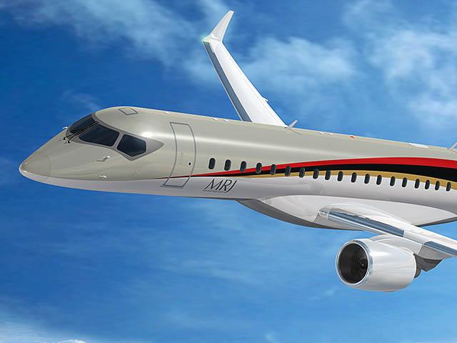 air-journal_Mitsubishi MRJ90 vol