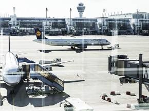 air-journal_Munich aeroport new satellite Lufthansa