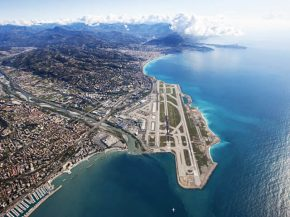 air-journal_NIce aeroport cote
