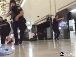 air-journal_New York JFK aeroport panique police