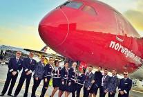 air-journal_Norwegian 787-8 pilote PNC
