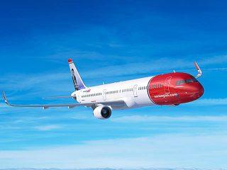 air-journal_Norwegian A321neo LR