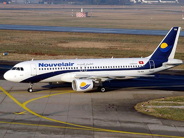 Nouvelair reliera Djerba à Strasbourg et Bruxelles 1 Air Journal