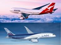 air-journal_Qantas LAN Airlines
