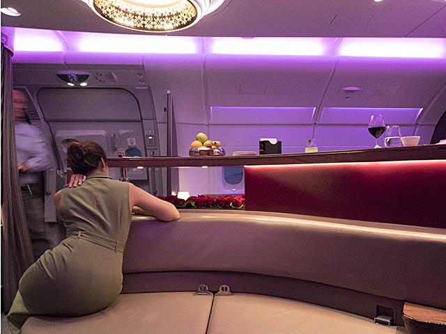 air-journal_Qatar A380 CDG BKK Affaires13©Olivier Nilsson