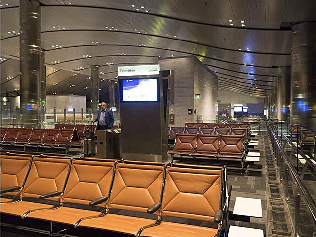 air-journal_Qatar A380 CDG BKK Affaires17©Olivier Nilsson