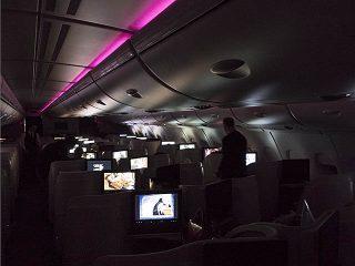 air-journal_Qatar A380 CDG BKK Affaires23©Olivier Nilsson
