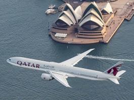 air-journal_Qatar Airways 777-300ER Sydney