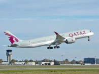 air-journal_Qatar Airways A350 first flight