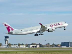 air-journal_Qatar Airways A350 first flight