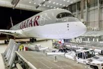 air-journal_Qatar Airways A350 peinture