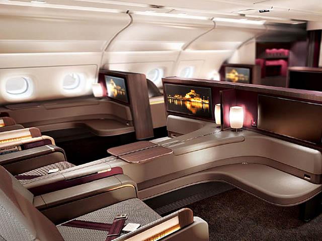 air-journal_Qatar Airways A380 Premiere 2