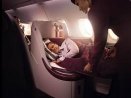 air-journal_Qatar Airways A380 affaires