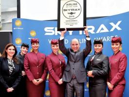air-journal_Qatar Airways Skytrax 2015