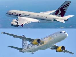 air-journal_Qatar Airways Vueling