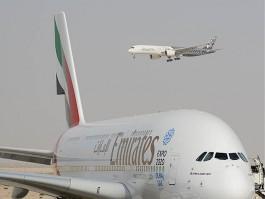 air-journal_A350-900_Emirates A380