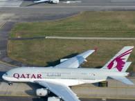 air-journal_Qatar Airways_A350_A380_ferry flight