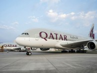 air-journal_Qatar_Airways A380 livraison 1