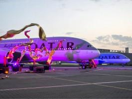 Skytrax qatar airways meilleure au monde en 2015 air for Interieur qatar airways