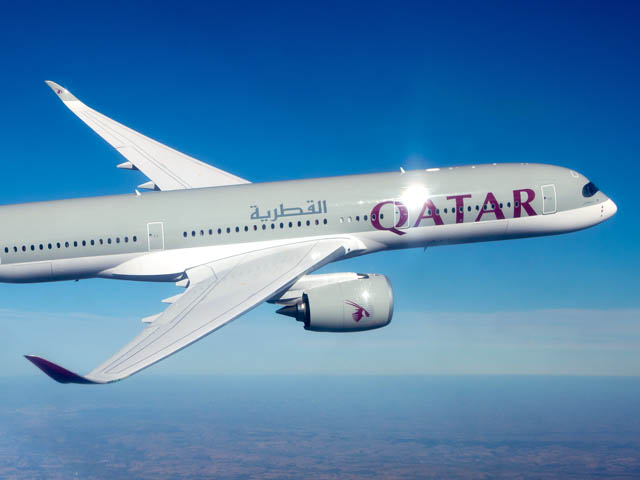 Qatar airways les a350 de latam iront munich et madrid for Oficina qatar airways madrid