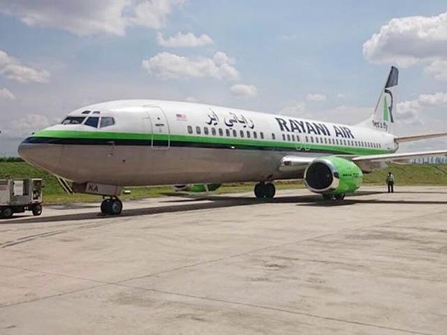 air-journal_Rayani Air 737-500