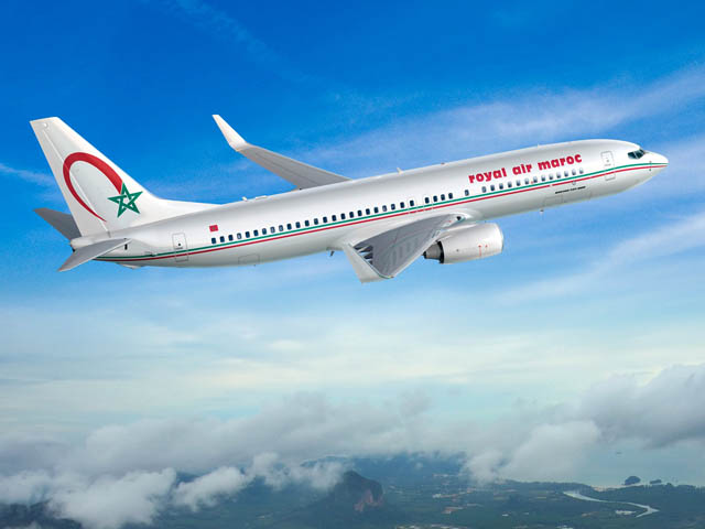 Royal air maroc chez star alliance air journal for Compagnie aerienne americaine vol interieur