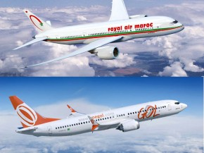 Royal Air Maroc Selects Boeing 787 Dreamliner