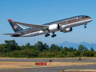 air-journal_Royal Jordanian 787 test flight