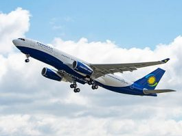 air-journal_Rwandair A330-200 first flight