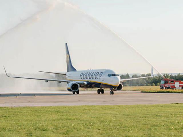 Ryanair Renforce Beauvais Nantes Et Agadir Air Journal