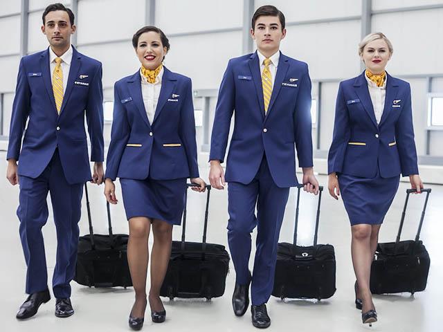 Un Steward Detaille Ses Conditions De Travail Chez Ryanair Air