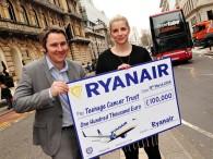 air-journal_Ryanair Teenage Cancer Trust